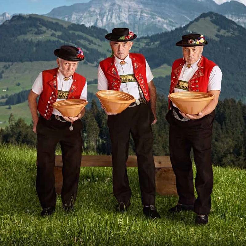 10 Appenzeller Käse: Promo Winter/Sommer